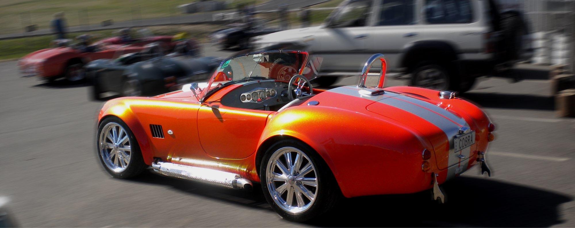 Classic Revival - Cobra Replica Kit Cars ǀ AC Cobra 427 ǀ Shelby Cobra Kit