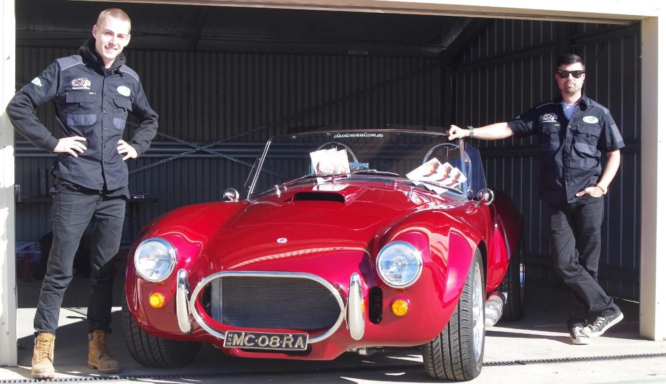 Classic Revival - Replica Cobra Kit Cars ǀ AC Cobra 427 ǀ Shelby Cobra Kit Australia ǀ Cobra Chassis